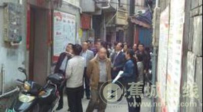 宁德市政协委员到蕉城区培英社区调研消防安全工作