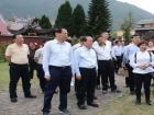 省人大常委会领导实地考察霍童古镇