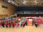 蕉城第九届老年体育健身运动会开幕