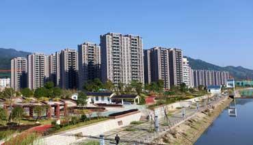 金涵:建设北部新城区 打造魅力新畲乡