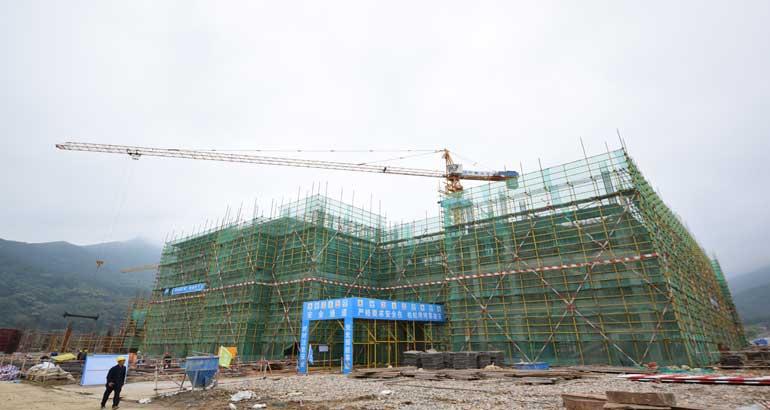 宁德新能源产业链项目持续推进