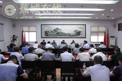 """蕉城全面兴起习近平新时代中国特色社会主义思想""""大学习""""热潮"""