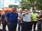毛祚松开展城区项目建设调研