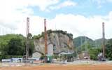 八都岙村220KV变电站工程顺利推进