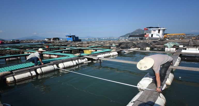 整治海上污染源