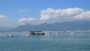海域整治 保持高压态势不松懈