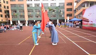 蕉城区开展中国少年先锋队建队69周年主题活动