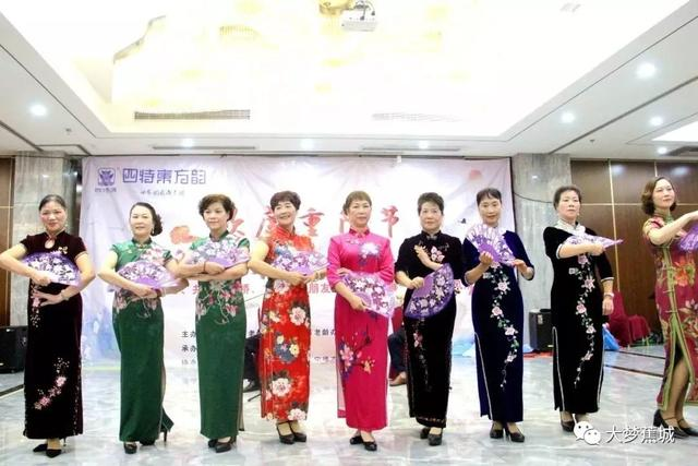 重阳节,这群老人在舞台焕发青春风采……