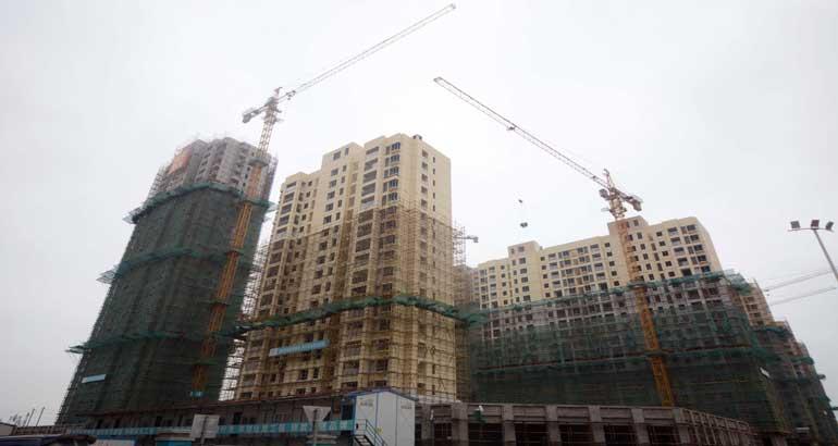 衢宁铁路金马安置房预计6月投用