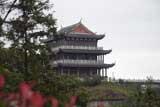 镜台山公园靖海楼正式对外开放