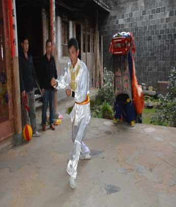 赤溪青狮--百年技艺 传承不息