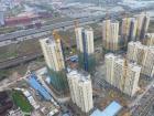 衢宁铁路金马安置房工程建设即将完工