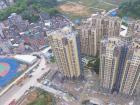 兰田小区二期项目建设加速度