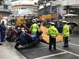 交通整治助力创城