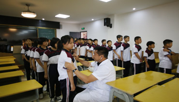 职工子女宁德蕉城心脏筛查慈善活动举行启动仪式