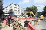 蕉北:雨污分流在建設