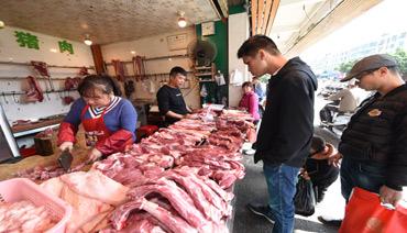 猪肉市场稳定 价格逐步回落