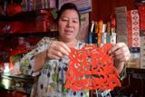 陈志银:剪纸温暖人心 传承美的艺术