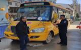 蕉城交警:校车检查 排除隐患