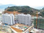 上汽供应商宿舍楼项目一期预计6月交付
