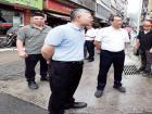 市领导赴中心城区调研黑臭水体治理工作