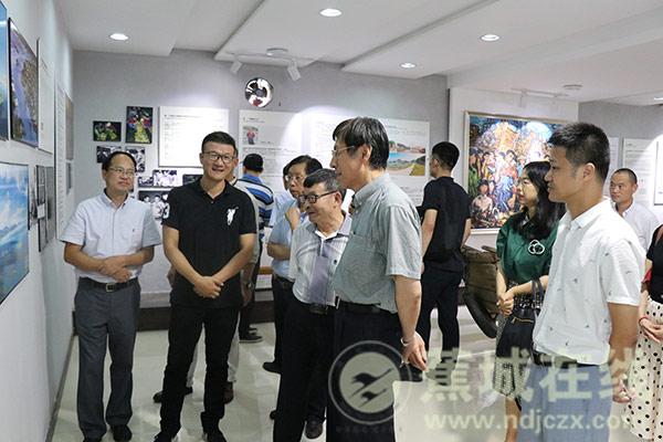 中国农技协理事长柯炳生调研蕉城科技小院建设工作