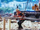 中建五局宁德蕉城时代车里湾项目全力推进中