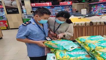 区市场监督管理局:粮食市场秩序 专项整治在行动